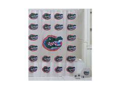 Florida Gators 7 Piece Frosty Bath Set