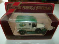 Matchbox Models of Yesteryear van: Y-5 1927 Talbot Van