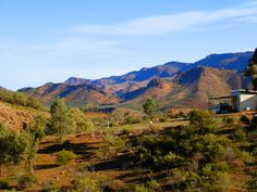 Angorichina - the perfect setting for 5 AWESOME Adventures in the Northern Flinders Ranges, South Australia