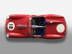 1959 Ferrari 246S Dino by Fantuzzi