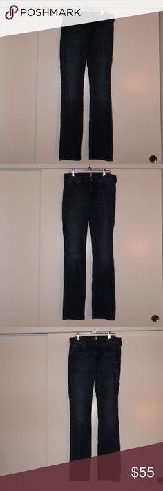 7 For All Mankind Jeans 7 for All Mankind Straight Leg Jeans. In great condition size 27, rarely worn! 7 For All Mankind Jeans Straight Leg