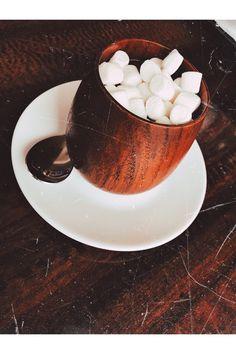 #hotchocolate #marshmallow #enjoyyourlife #goodvibes