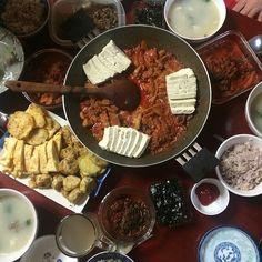 Dinner @ 좋아함
