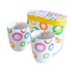 Kaffeebecher Loops 2er Set jetzt auf Fab.