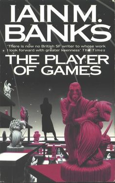 My introduction to Iain M Banks' Culture series (I read them way out of order). Probably the most obvious and most pointed of all the Culture novels, it's a great place to start.