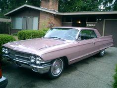 Cadillac DeVille 1962 #1 Cadillac DeVille 1962 #1