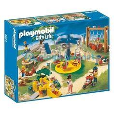 paruqe infantil playmobil
