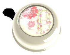 Liix Bell Sakura Cream - order via info@bonniebikes.com