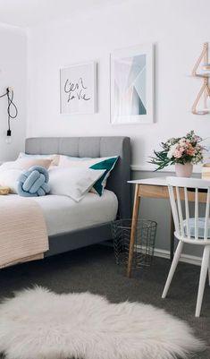 cool bedroom decoration