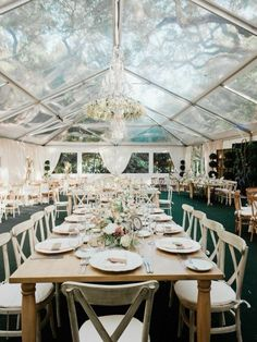 Merari Photography - wedding reception idea
