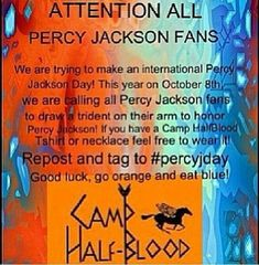 Find images and videos about percy jackson, pjo and hoo on We Heart It - the app to get lost in what you love. Percy Jackson Day, Percy Jackson Memes, Percy And Annabeth, Annabeth Chase, Trials Of Apollo, Solangelo, Percabeth Fanfiction, Rick Riordan Books, Leo Valdez