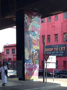 Newtown: Yea and Nay #Newtown #Johannesburg #SouthAfrica