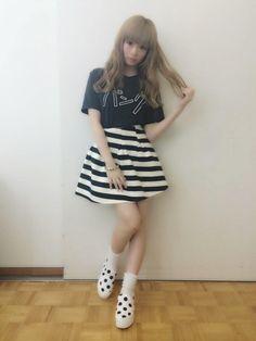 今日の私服。パンク pic.twitter.com/loHFsf7vgc