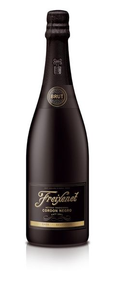 "Brut Freixenet, the ""Black Bottle Bubbly,"" Spain - #1 imported sparkling wine in the world.  It is medium-bodied with a palate of apple, pear and bright citrus flavors with a moderately long finish and a crisp touch of ginger.  It goes great with any type of food."