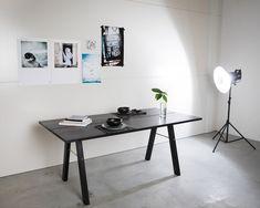 Bitterlich Studio — Move With Me Table Studio, Office Desk, Furniture Design, Interior Design, Table, Home Decor, Nest Design, Homemade Home Decor, Desk Office