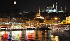 The only city in the world that encompasses both Asia and Europe: Istanbul !!!! Book an accommodation at: http://www.dreamhomeshop.com/Rent/Search_Property_Location/Turkey/Marmara/Istanbul