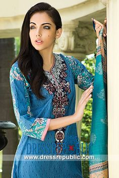 Al Karam Mid Summer Lawn Suits 2014 with Prices  Buy Online Al Karam Mid Summer Lawn Suits 2014 with Prices in Saudi Arabia. by www.dressrepublic.com
