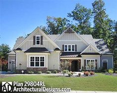 Plan 29804RL: 4 Beds With Elevator and Basement Options