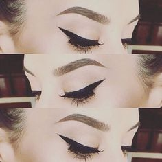 - The eyeliner . . . . . . . . #beautyhacks #hacks  #nakedpalatte  #tutorial #beautytips #likelike #drunk #dm #bye #evening #lips #stolen #sky #child #cats #watch #justin #cateye #makeup #beauty  #ombre #حواجب #رموش #makyaj # #طريقة_رسم_الايلاينر  #lipsombre #اومبريه #مكياج #مكياج_عيون #مكياج_ناعم
