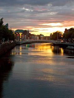 Dublin -- been here!