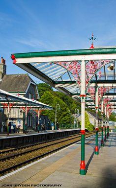 Grange over Sands Railway Station