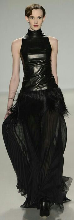 Pamela Rowland Fall 2014 RTW http://www.wwd.com/runway/fall-ready-to-wear-2014/review/pamella-roland