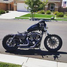 Harley-Davidson Sportster Iron 883 bobber Forum | Tag cloud