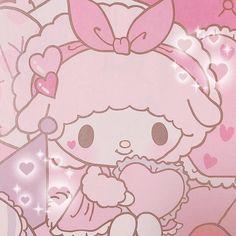 Oh my gosh, Sweet Piano's so cute here it made me blush. Sanrio Hello Kitty, Hello Kitty My Melody, Pink Hello Kitty, Sanrio Wallpaper, Hello Kitty Wallpaper, Kawaii Wallpaper, Walpapers Cute, Cute Pink, Cute Art