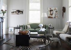 A arquiteta australiana Caecilia Potter, diretora de design do escritório Atticus & Milo, abre as portas da sua morada em Melbourne