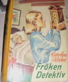 """Frøken detektiv"" av Carolyn Keene - read at least 50 of them"
