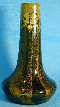 Art Nouveau, Gorgeous Jugs, Jugs Vases, Titania, Czech Glass Loetz, Art Deco