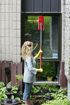 Cleaning Outside Windows On Pinterest