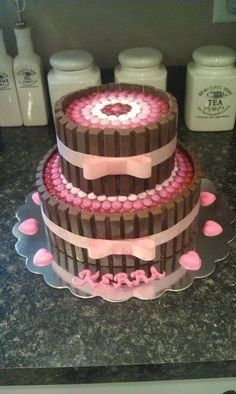 A girl's birthday cake