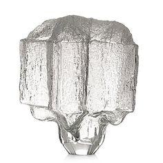 Timo Sarpaneva, a mould blown glass sculpture, Iittala, Finland - Bukowskis Glass Design, Design Art, Glass Molds, All Themes, Glass Ceramic, Bukowski, Wine And Spirits, Art Object, Finland