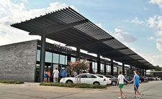Revitalizing strip malls | architecture