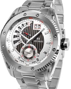 Swiss Seculus watch comes with discount. Popular Watches, Breitling, Accessories, Clocks, Jewelry Accessories