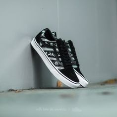 Vans Old Skool Fair Isle Black/ True White