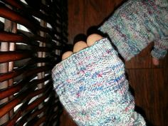 Zombie mitts finished
