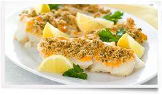 Sauce DianaMD et Marinade :: Recettes :: Filets d'aiglefin au four à l'ail