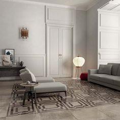 Floor Design, House Design, Decoration, Wood Paneling, Interior Architecture, Tile Floor, Dreaming Of You, Flooring, Living Room