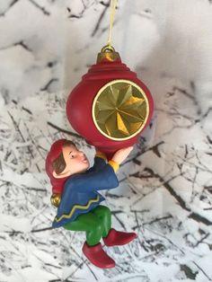 Avon Santas Helper Ornament Elf Christmas Ornament Vintage Collectible | Collectibles, Decorative Collectibles, Decorative Collectible Brands | eBay!