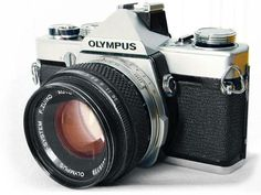 Olympus OM-1 - My first camera *__*