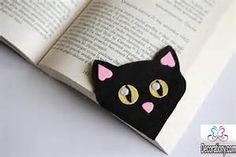 Kitten Corner Bookmark - Bing images