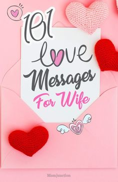 101 Romantic Love Messages For Wife : I love you. Three magical words bind two people together. These collection of Romantic love messages for wife can show passionate love and expressions. Romantic Texts For Her, Romantic Love Text Message, Romantic Quotes For Wife, Love Quotes For Wife, I Love My Wife, Wife Quotes, Sex Quotes, Funny Quotes, Love Messages For Husband