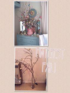 Pinterest fails, nailed it