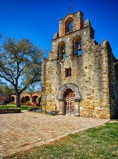 Espada Mission - San Antonio, TX