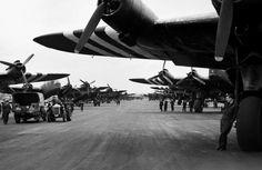 D-Day - Fg. Off. N S Clark/ IWM/Getty Images