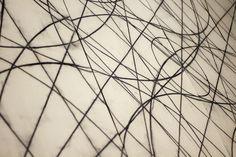 relations, detail kohle,papier 300x400cm