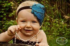 Baby Headbandsbaby girls headbandsNewbornBaby by LittleBitsChic, $18.00