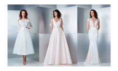 You Will Fall in Love with this Modern Bridal Collection by Gemy Maalouf